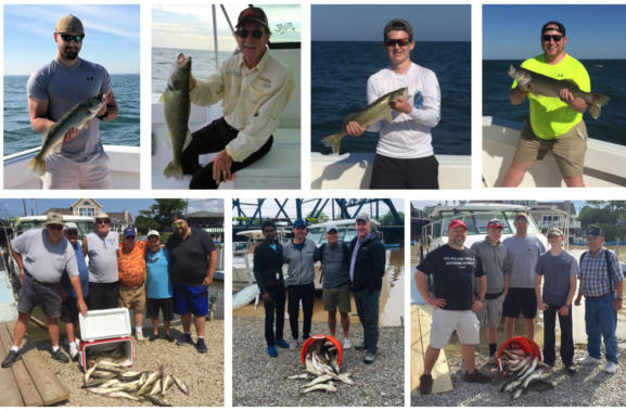 Different groups find success on Lake Erie